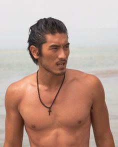 Taiwanese model Godfrey Gao
