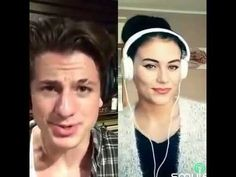 marvin gaye via smule charlie puth feat. Esra - YouTube