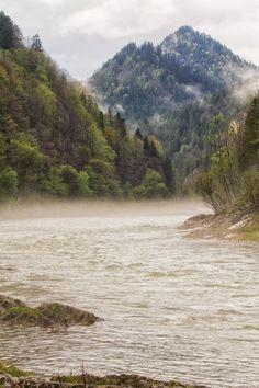 Misty Dunajec by Ľuboš Pokrivčák on 500px
