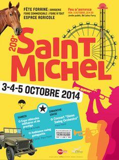 La Saint Michel de #Louviers approche !