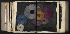Echantillon de broderie de marguerite, 1918-1919 © Patrimoine Lanvin. #Lanvin125