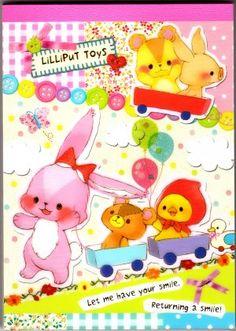<3 Kamio Lilliput Toys!