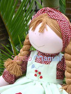 Conheça as lindas e encantadoras bonecas do Studio Manual. Vale a pena conhecer !