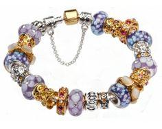 Can Trollbeads and Chamilia Charms Go On Pandora Bracelets? Bracelet Packaging, Beaded Jewelry, Beaded Bracelets, Bangles, Cheap Charm Bracelets, Mothers Bracelet, Pandora Bracelet Charms, Bracelet Crafts, Favim