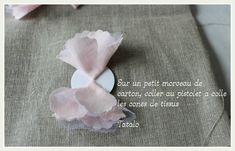 2014 Ballet Dance, Dance Shoes, Quilling, Voici, Couture, Felt Flowers, Fabric Flowers, Hand Embroidery, Flower Tutorial