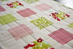 super simple quilting ideas/patterns!!