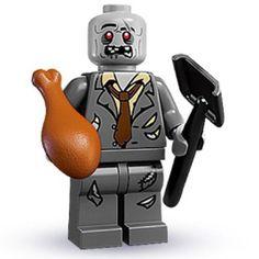 lego zombie minifigure - Google Search