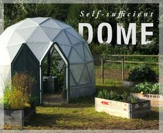 Picture of SELF-SUFFICIENT DOME