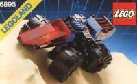 LEGO® Instructions 6895 Spy-Trak I