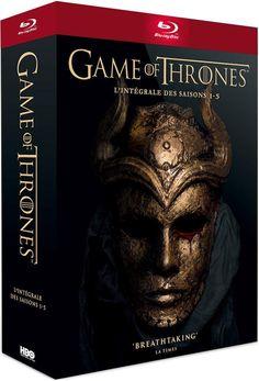 Bon Plan : L'intégrale des saisons 1 à 5 de Game of Thrones à 59,99€