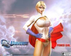 Grown & Sexi powergirl