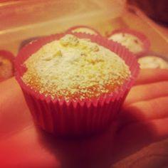 Muffins con farina di riso