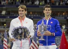 14.09 Roger Federer a encore perdu lors d'une finale de Grand Chelem face à Novak Djokovic.Photo: Susan Mullane
