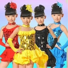 DB23367-latin dress
