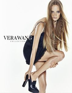 Vera Wang reveals Spring/Summer 2015 campaign - News : Media (#457577)