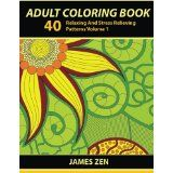Free Kindle Book -  Adult Coloring Book
