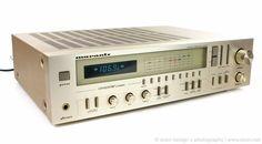 Vintage 1982 MARANTZ SR-520 SR520 Stereo Receiver Japan Serviced PHONO INPUT #MARANTZ