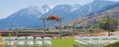 Wedding Venue: 1862 David Walley's Hot Springs & Spa in Genoa, Nevada.