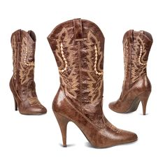 BOTTES WESTERN TAILLE 37