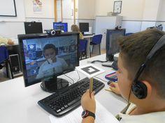 Realidad Aumentada  Colegio San Cristobal