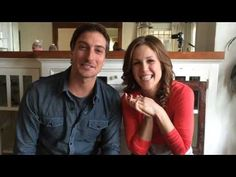Special message from Daniel Lissing and Erin Krakow from Hallmark Channel's When Calls the Heart - YouTube