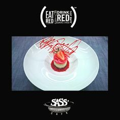 #Larvotto EAT (RED) DRINK (RED) at the @sasscafe #Monaco  - Join @red's fight against AIDS by sasscafe from #Montecarlo #Monaco