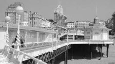 West Pier in the 1970s