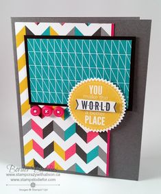 Kaleidoscope Designer Series Paper