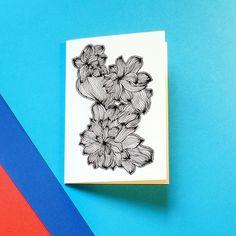 Carte A6 série #01 ©atelier-mouti. Retrouvez tous les modèles sur notre site www.atelier-mouti.com  #boutiqueparis #papeterie #papierpeint #paris #illustration #madeinfrance #cards #cartespostales