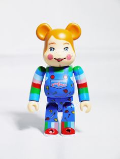 Medicom Toy Be@rbrick BEARBRICK 100% Series 25 Horror Childs Play 2