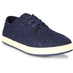 TOMS Paseo Low-Top Canvas Sneakers (150 BRL) ❤ liked on Polyvore featuring men's fashion, men's shoes, men's sneakers, men's shoes - designer shoes, navy, men's low top sneakers, mens sneakers, mens cap toe shoes, mens low top shoes and mens shoes