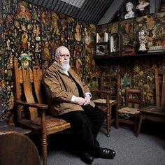 week in pics: Blake: Sir Peter Blake Exhibition in Holbourne Museum (Bath)