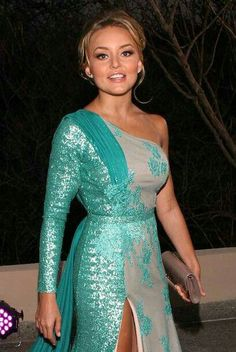 Angelique Boyer at Premios TV y Novelas