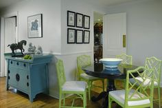 Searching for 2 of these chairs for my dining room. love, love, love.