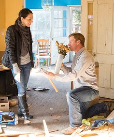 2014 Wacoans of the Year, Chip and Joanna Gaines.
