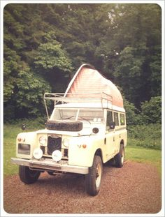 Land Rover Dormobile