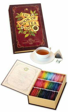 Book of tea!