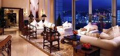 The Peninsula Suite, The Peninsula, Hong Kong