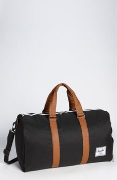 This Herschel Supply Co. duffel bag is just the right size for those quick business trips Dad has to make.