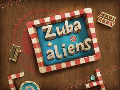 Zuba continue by Tatiana Koidanov, via Behance
