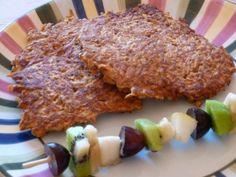 cinnamon carrot fritters. yum!! from www.kokopaleo.com