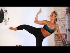 Free Barre Sculpt Class with Jacquelyn Umof! - YouTube