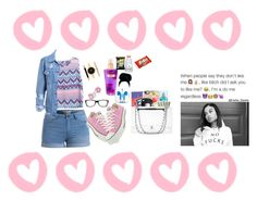 """""""❌I done CUT her off ❌"""" by nevaeh17-1 ❤ liked on Polyvore featuring Pieces, Style & Co., Converse, Victoria's Secret, Bling Jewelry, PhunkeeTree, Ray-Ban, women's clothing, women's fashion and women"""