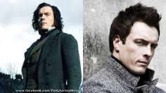 """Toby Stephens on Mr. Rochester:  """"Every woman has their own idea of Mr Rochester. I'd had this image in my head of him being this rather remote, enigmatic, taciturn figure. And I read the book again and, actually, he never shuts up. He just grinds on and on and on, and he's actually quite theatrical.""""  ~ Toby Stephens"""