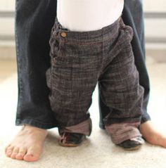 Jeans That Fit Over Cloth Diapers? They DO Exist! Project Pomona