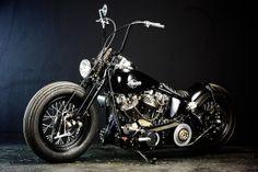 Harley-Davidson | S&S EARLY SHOVEL : ZOSO-BLOOD