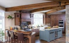 Simple Traditional Mission Style Kitchen Cabinets Design Old Oak Kitchen Cabinets Combine With 19 Century Crafting Style