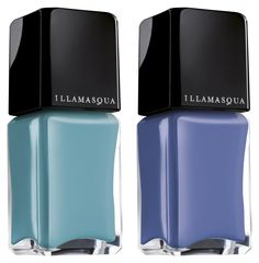 The Nail Polish Exchange: Be a True Blue Beauty with Illamasqua's New Blue Nail Varnishes