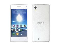 """SMARTPHONE ANDROID™ 4.4 CELLULARE DUAL SIM MODE LIFE UP QUAD CORE 512MB RAM 4GB ROM SCHERMO 4.5"""" QHD IPS CAMERA 2 + 5MPX BIANCO"""