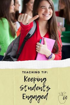Keeping students engaged throughout your lesson can definitely be a challenge we have all faced. See this post for some ideas to keep them on track! Engage In Learning, Learning Centers, Learning Activities, Teaching Strategies, Teaching Tips, Classroom Management Plan, Lesson Plan Templates, Student Engagement, Student Gifts